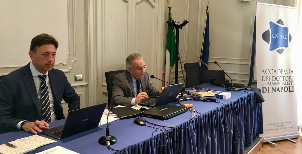 """Emergenza Covid-19, Andoc: """"Garanzie statali per la ripresa"""""""